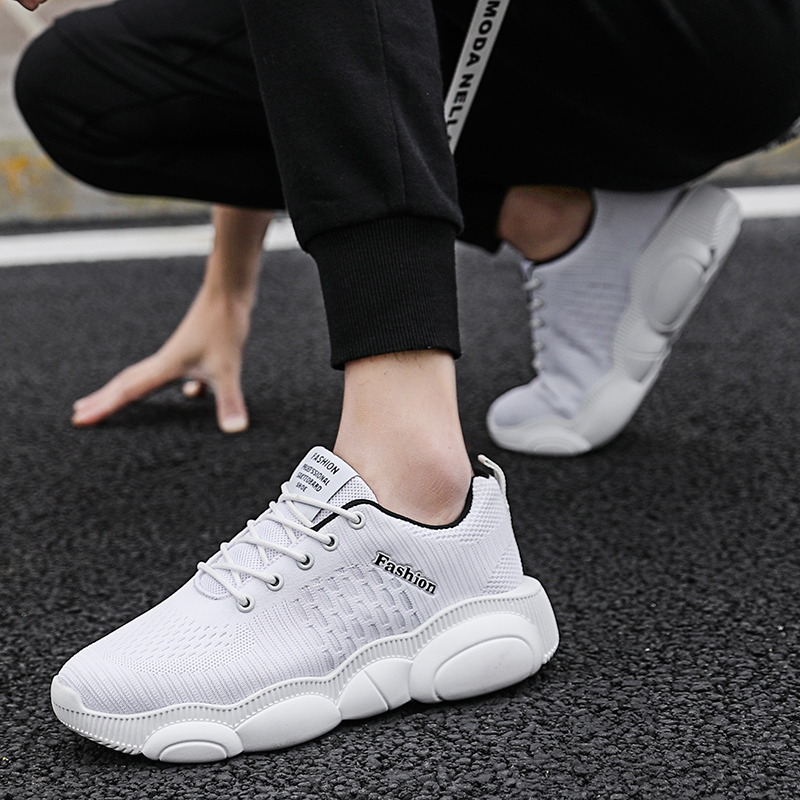 High Quality Korean Style Fashion Men Sneakers Men'S Casual Sports Shoes Fashion Sneaker For Male