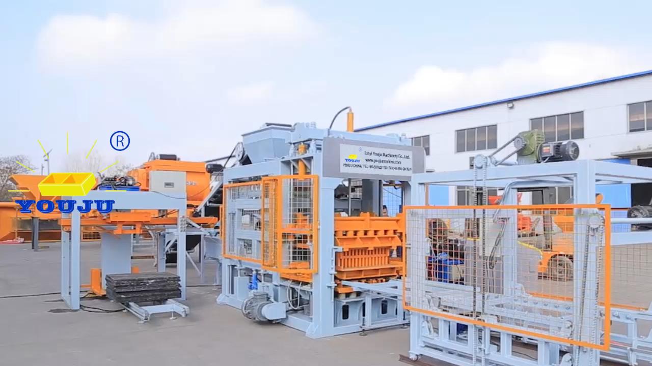 QT8-15 block making machine suppliers in south africa