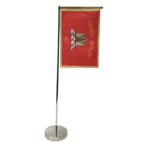 Desk Banner Flag , Table Flag Banner Mini Flag