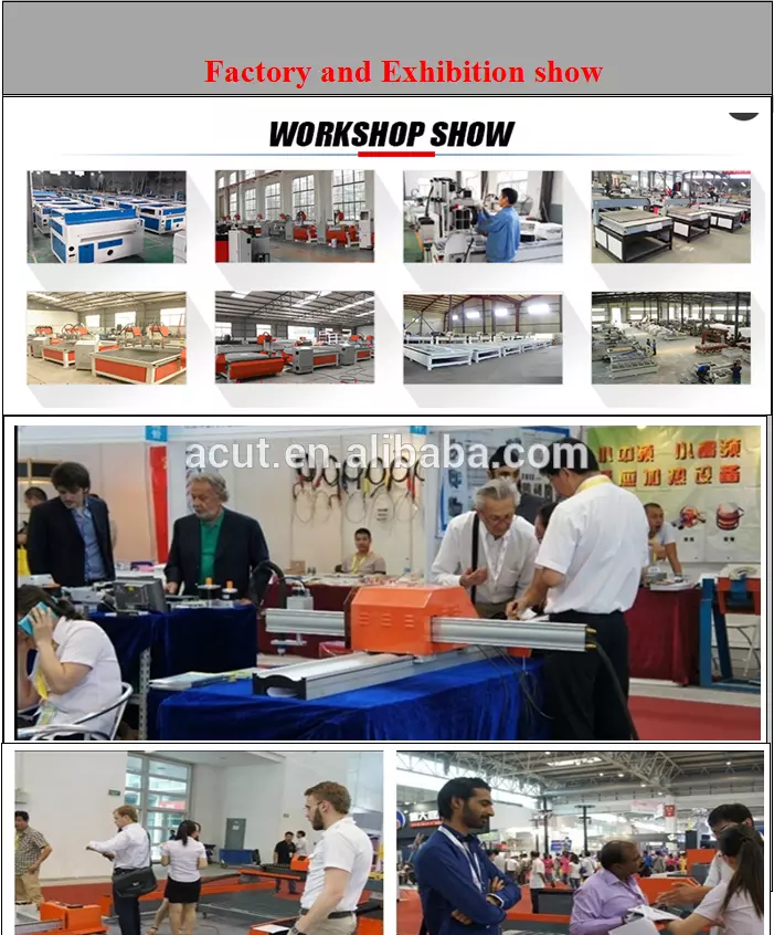 ACUT- 6090 4 Axis Cnc Router For Sale/6090 Router Cnc