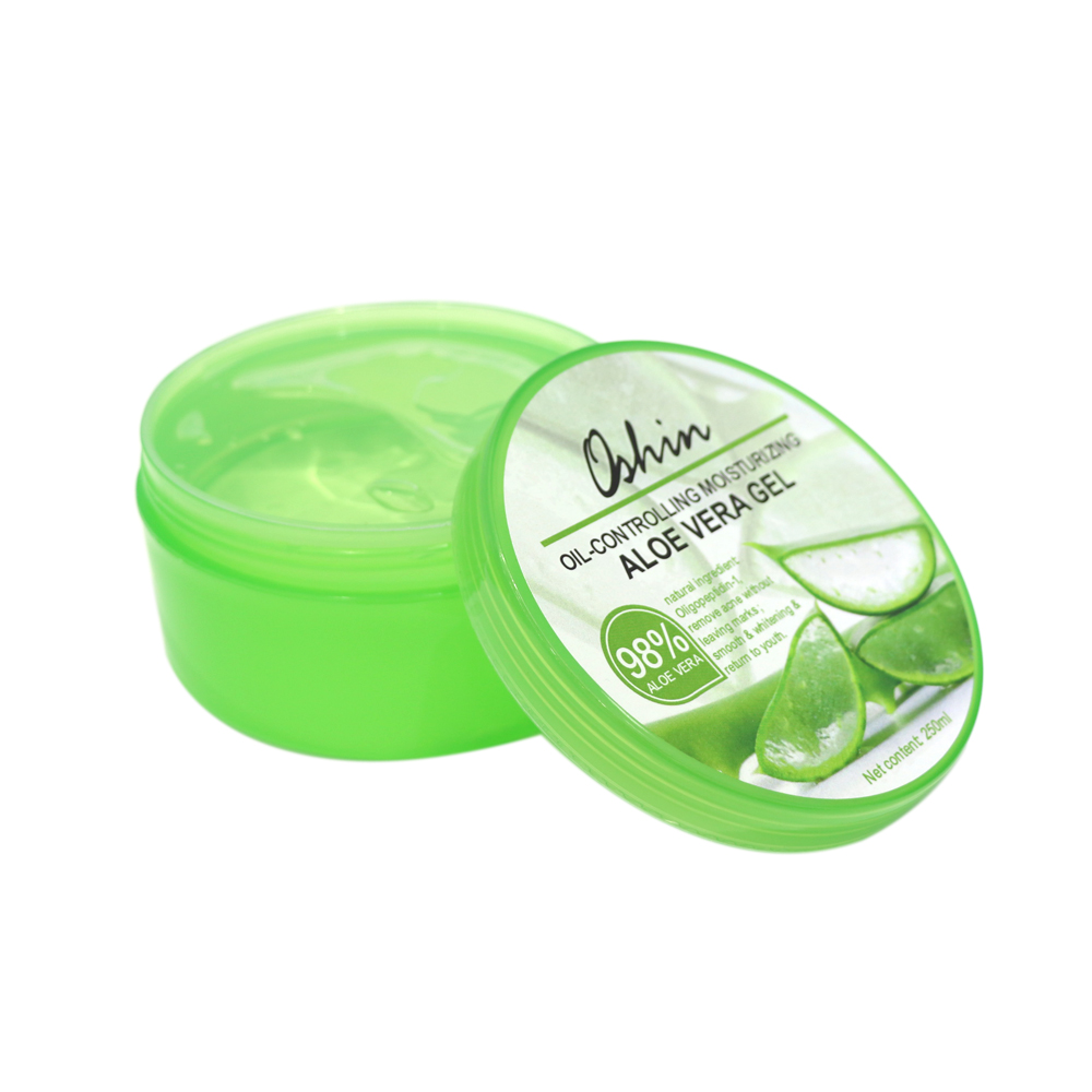 Skin Care Pure Aloe Vera Moisturizing & Whitening Hydrating Face Cream