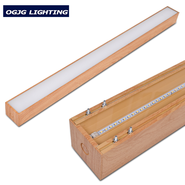 OGJG 2/4/5/8 FT up and down linkable celling light with dimmable sensor emergency battery back up