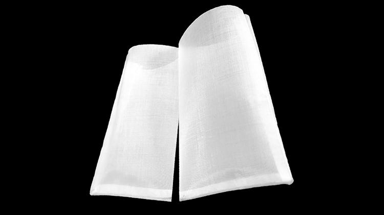 Soldagem ultra-sônica de Grau Alimentício 25 37 45 73 75 90 120 150 160 Nylon 220 Micras Rosin Imprensa Filtro de Malha sacos