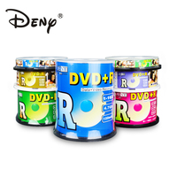 Wholesale cheap price media blank dvd+r disk with cake box