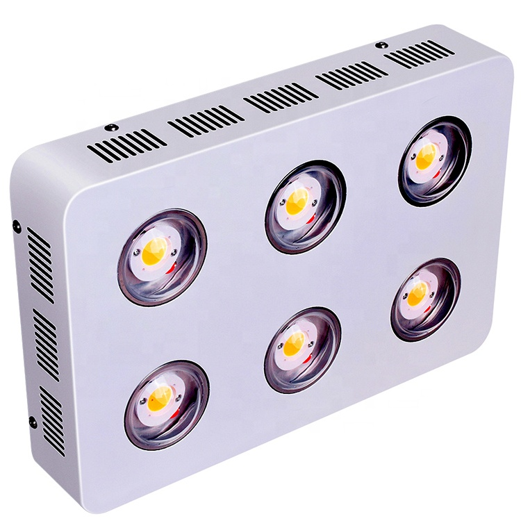 1800W <strong>Crees</strong> CXA2530 LED chip Full spectrum simulated sunlight greenhouse lighting led grow lights