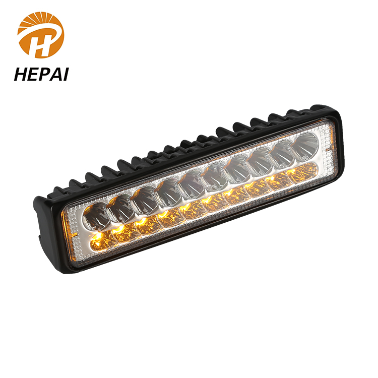 Zhongshan waterproof beam strip light for truck motorbike auto led work lamp