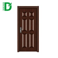 Top American Steel Door Door Entry Wrought Iron Safety Door Design