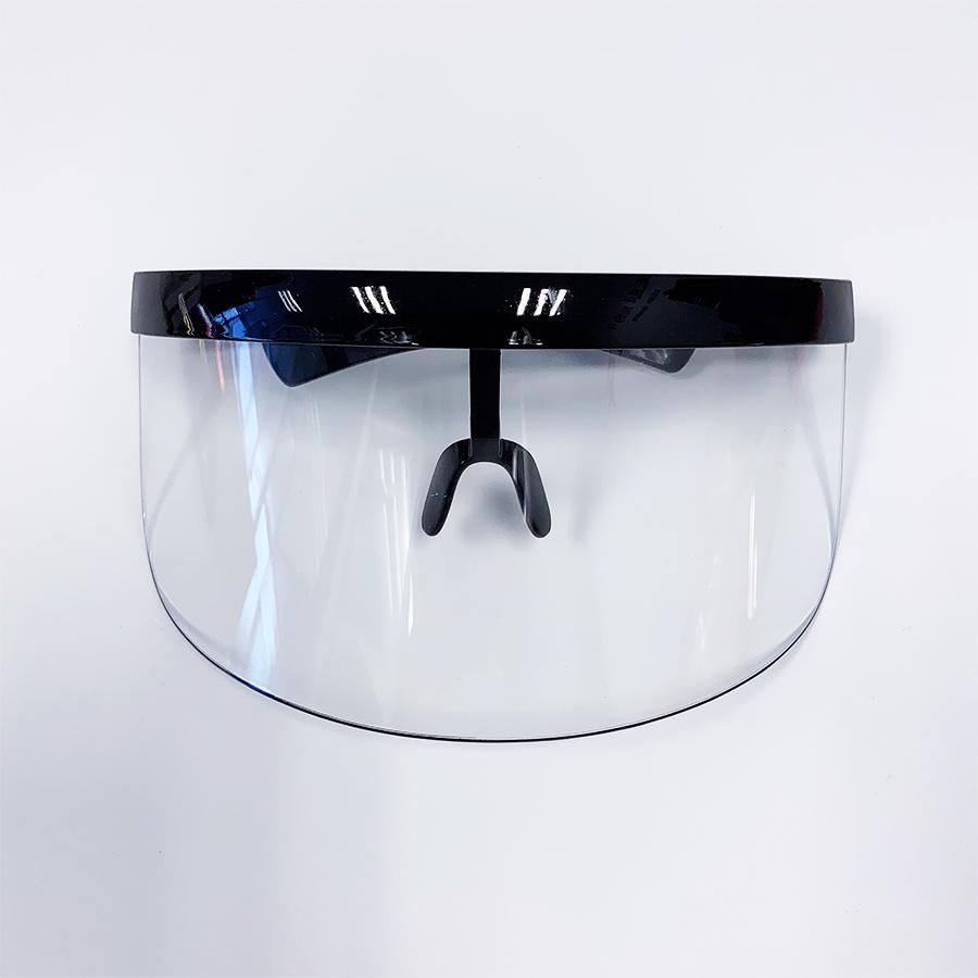 2020 chinese wholesale Luxury fashion Trendy Designer hurricane Diamond shades big frame oversized Sunglasses vendor