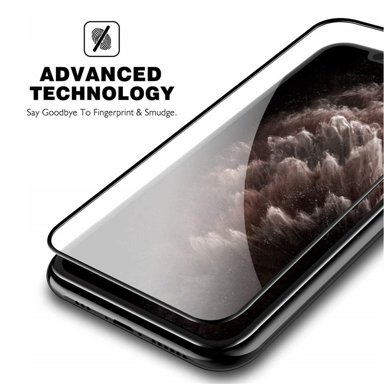 MoKo [3-Pack] Full Coverage Ultra Clear Tempered Glass Film for iPhone 11 Pro/iPhone Xs