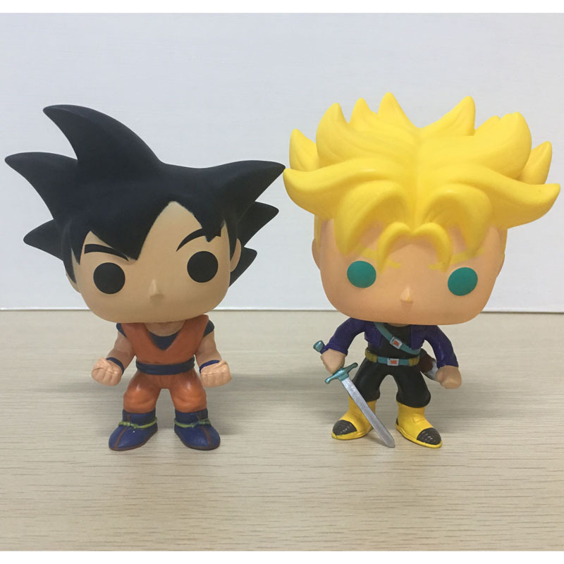 Nieuwe collectie dragon ball z action figure speelgoed, #563 dragon ball z pop poppen voor geschenken
