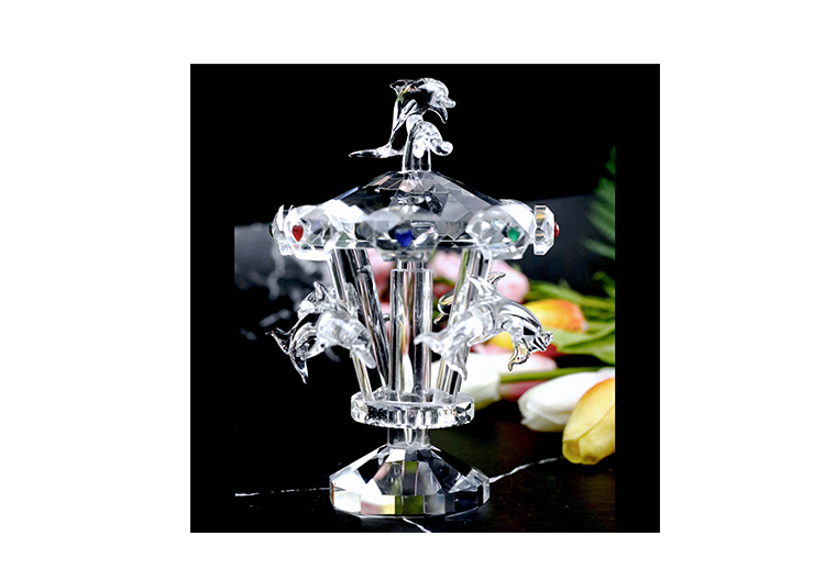 Bedroom arts and crafts decoration Crystal ornament