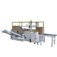 high grade quality for Small Box Carton Case Erector Machine High Speed Forming Erector Carton Erecting