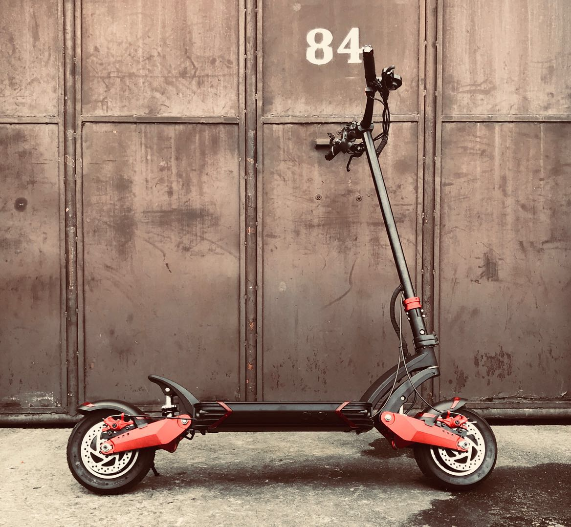 Unicool 10 inch 2000W outdoor electric mobility scooter With Seat