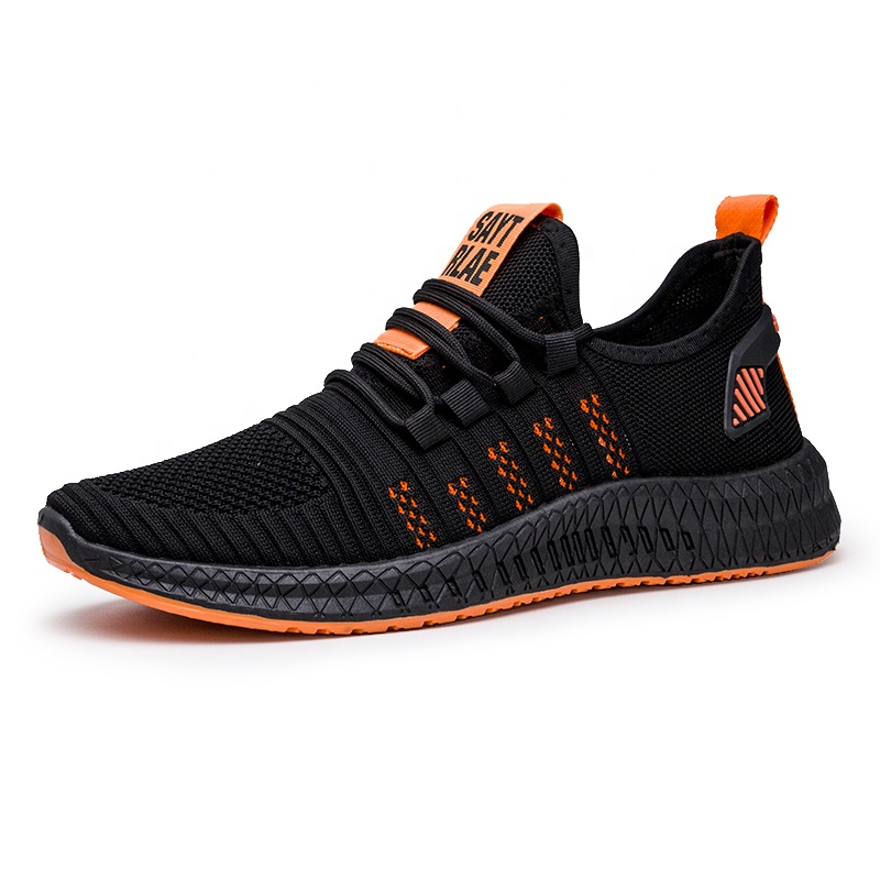 Compras online de vendas sports mens running shoes sneakers à venda