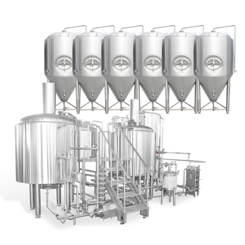 1BBL 3bbl 30bbl small beer brewery plant equipment larger beer brewing