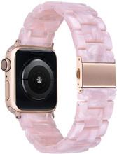 Ремешок для наручных часов из смолы для apple watch 5 band 44 мм iwatch 42 мм Series 5 4 3 2 1 Аксессуары для наручных часов Замена браслета 40 мм(Китай)