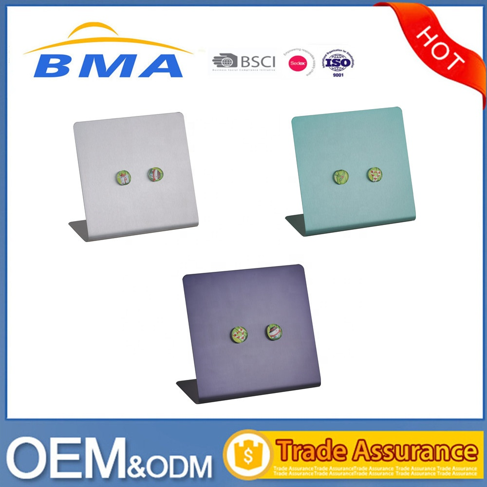 Jiangmen Kitchen And Office Use Stainless Steel Magnetic White Board