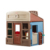 Sale Cheap Waterproof Large Children's Garden Prefab Used Kids Cubby Outdoor Playhouses With Bench