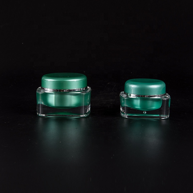 Custom luxe cosmetische containers crème potjes
