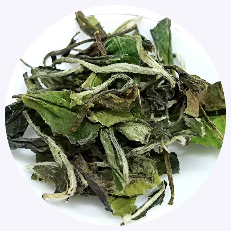 Surprising Chinese Fuding Premium Special Grade Organic Wild Shou Mei Shu Mee Me White Tea - 4uTea   4uTea.com