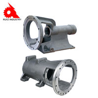 Quality products OEM aluminum titanium investment casting and foundry
