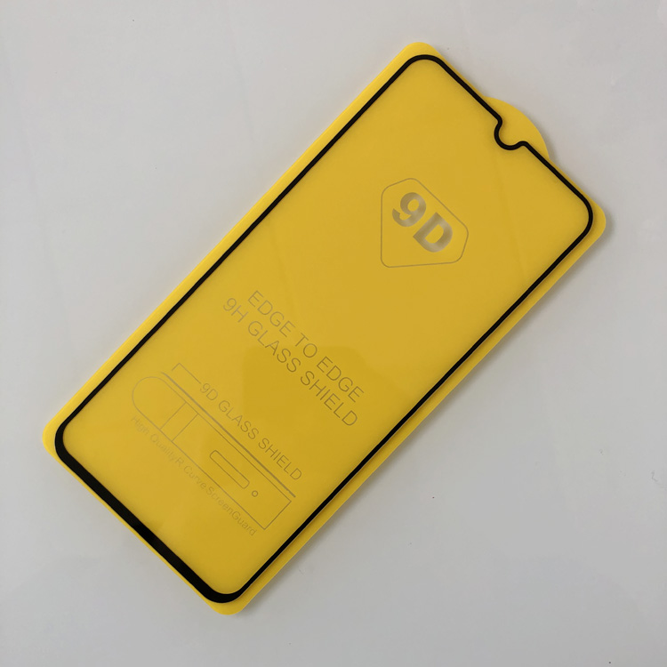 Самые продаваемые продукты протектор экрана для samsung galaxy J6 плюс полное покрытие и клей стеклянная пленка