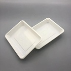 Eco friendly biodegradable disposable corn starch tray