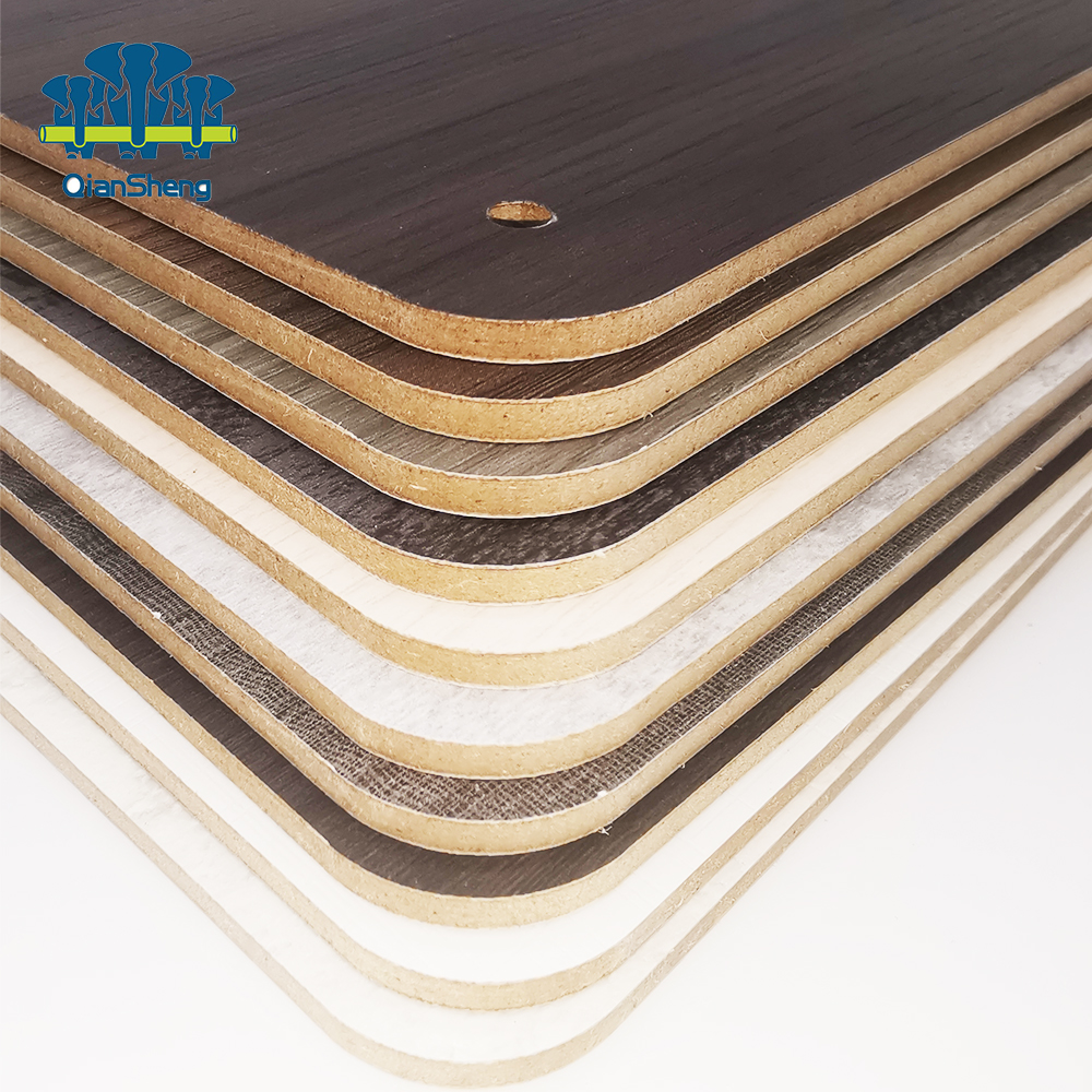 5 Mm Tahan Air Laminasi Papan MDF (Sampel Gratis)