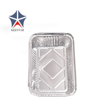 Blister Food Foil Food Foil Tray Wholesale Aluminium Takeaway Food Container Aluminum Foil Tray