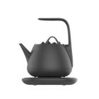 Household 360 Degree Rotational Base Stainless Steel Cordless white Timemore 500ml ss tea electric kettle water bottle
