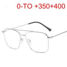 Анти-синий светильник, прогрессивный мульти фокус, очки для чтения, диоптрий, для женщин, дизайнерские, полная оправа, прозрачные линзы, прес...(China)