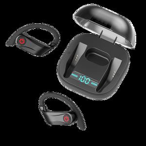 New popular design cheap mobile phone earphone TWS  stereo music waterproof wireless headset