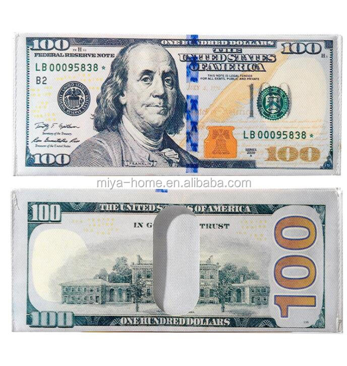 New design Currency wallet / new dollar purse / canvas dollar Wallet