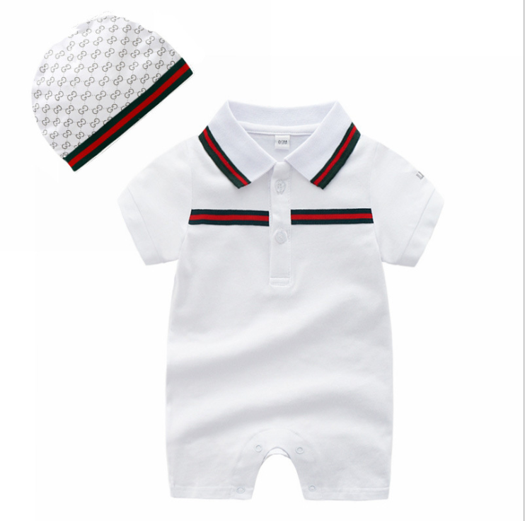 stock baby boutique cotton romper top quality fashion baby romper