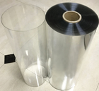 0.3mm rigid Transparent PET roll/sheet for thermoforming and vacuum forming
