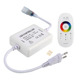 110V 220V 2.4 g wireless remote led controller full touch control RGB 5050 led light strip controller 720W