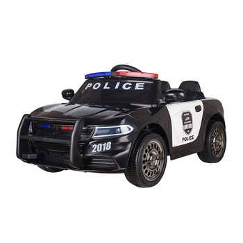 Most Popular Kids Electric Car Ride On Car Police Cheap Price