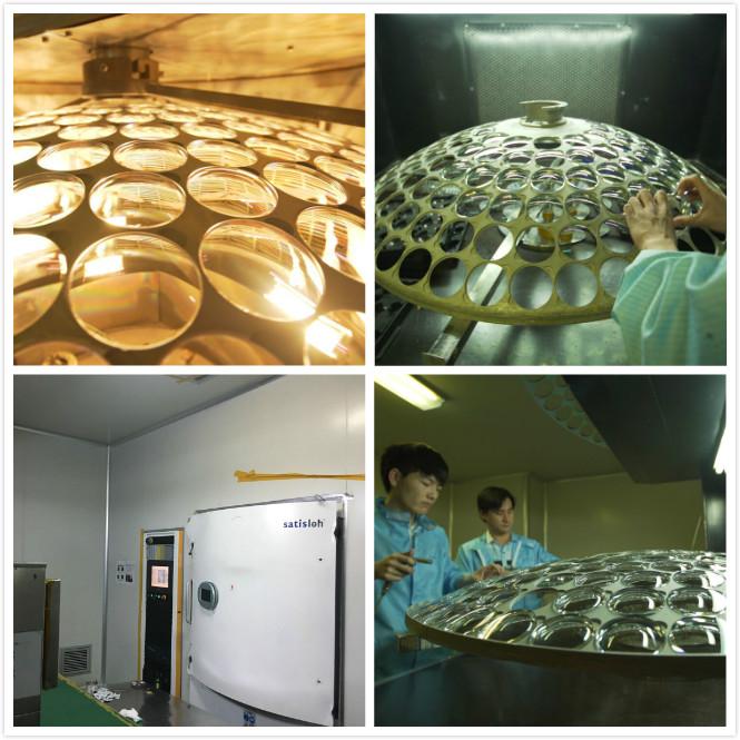 Lunas CR39 Monofocal Manufacturers 1.591 / 1.59 PC HMC Uncut Stock Lenses Ophthalmic Polycarbonate Optical Lens