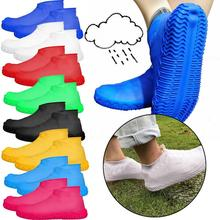 Reusable Silicone Shoe Cover Non-Slip Waterproof Rain Shoe Protector