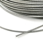 In stock 304 7x19 stainless steel wire rope 3/4/5/6/8/10mm