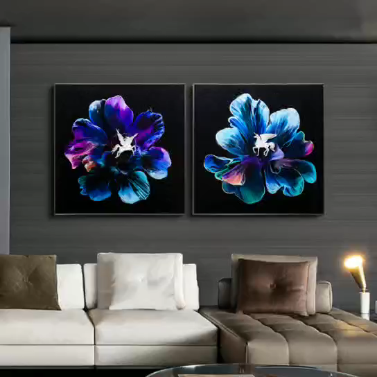 Astratta moderna di arte della parete soggiorno decorazione più nuovo
