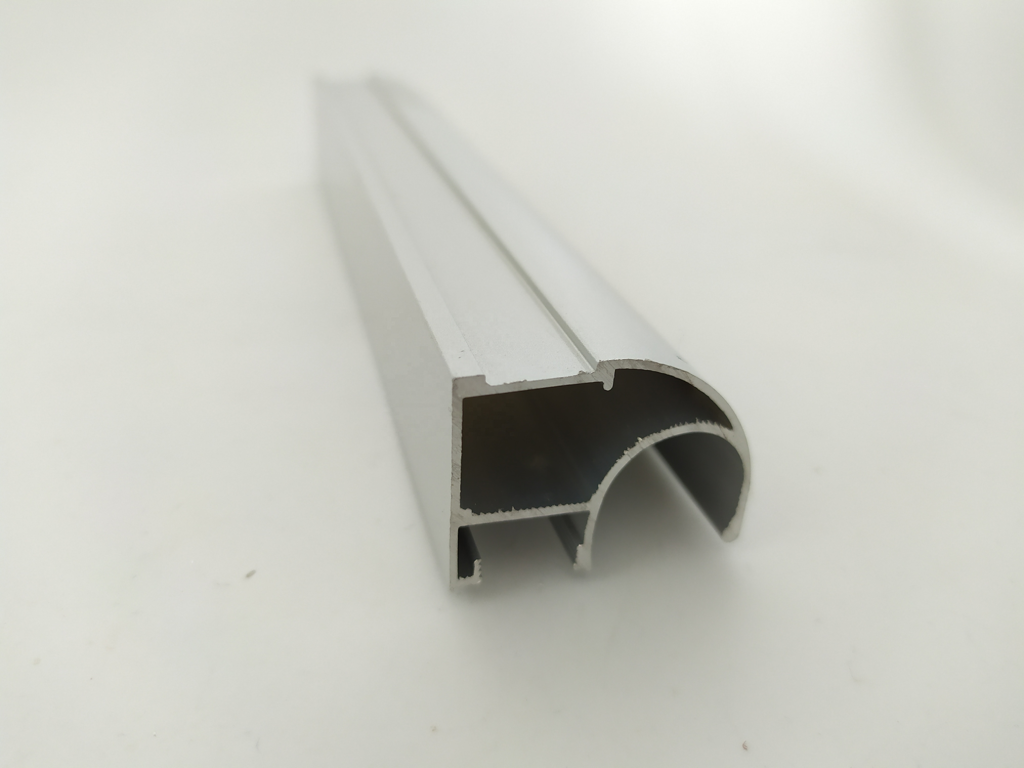 Shengxin OEM High Quality Extruded Aluminium Kitchen Cabinet Door Handle Edge Profile