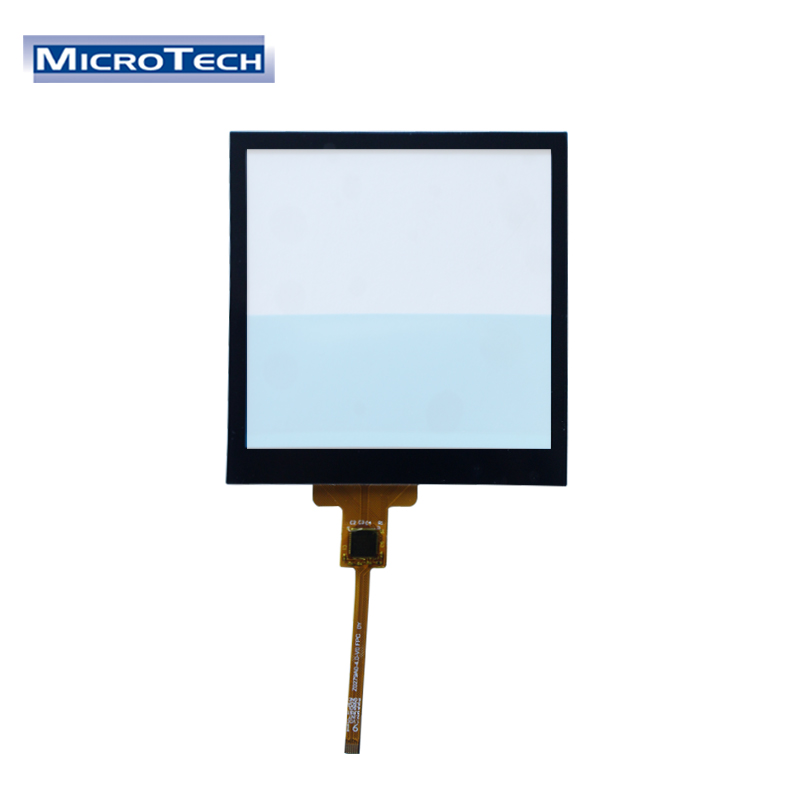 GT917S IC 4.0 Inch RoHS Aangepaste Resolutie Capacitieve Touchscreen Display voor Full Color Elektrische Instrumenten