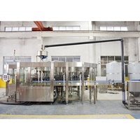 China Factory Price Bottled Water Filling Equipment / Drink Water Filling Machine