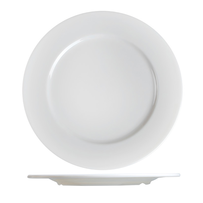 White China Stock Manufacturer 8 &quot; Melamine Dinner <strong>Plates</strong> Used In Restaurant