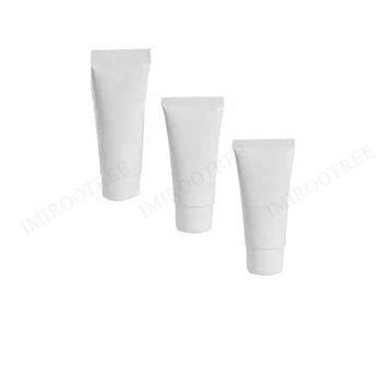 5ml 10ml 15ml 20ml Small Soft Squeeze Plastic Tube  for Cream, Lotion, Lip Balm
