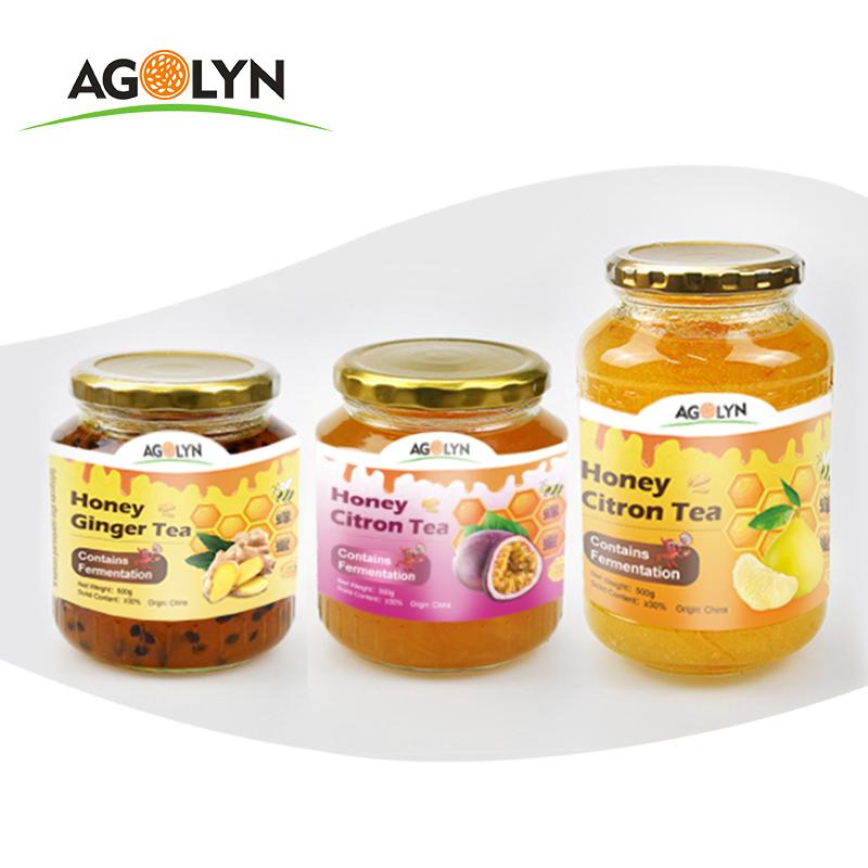 Health Honey Tea/Citron/Passion fruit/Lemon/Ginger Tea For Sale - 4uTea | 4uTea.com