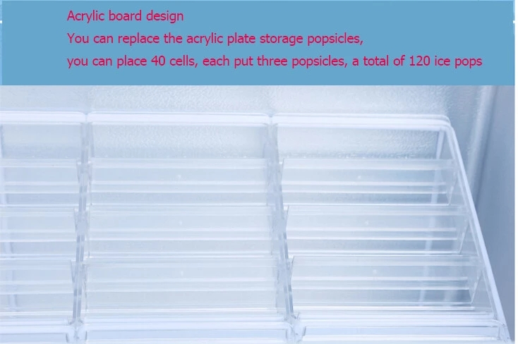 Air-cooled Glass Door refrigerator/upright commercial Supermarket for Seafood refrigerator