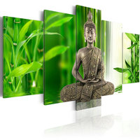 Painting Oil Art Wall Canvas Print Stretched Portrait Buddha Landscape Abstract Wholesale Living Room Picture
