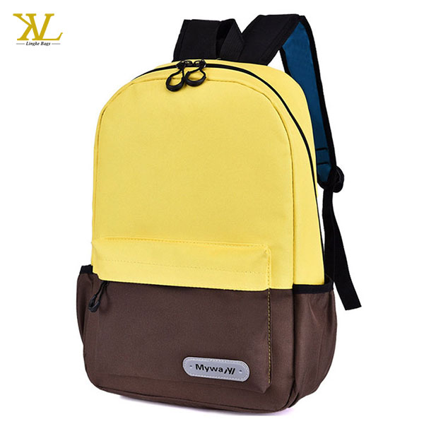 Wholesale Cheap Polyester Latest Baby Bag Backpack School Bags
